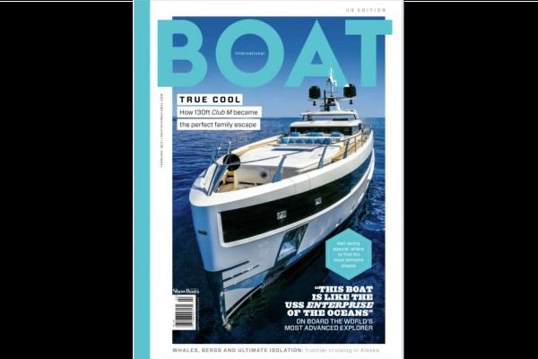 Boat International February 2021