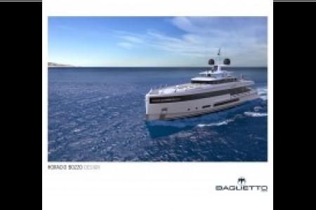 Motoryacht 40m