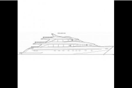 Tecnomar 43m - Composite